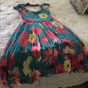 Anthropologie Weston Wear Dress